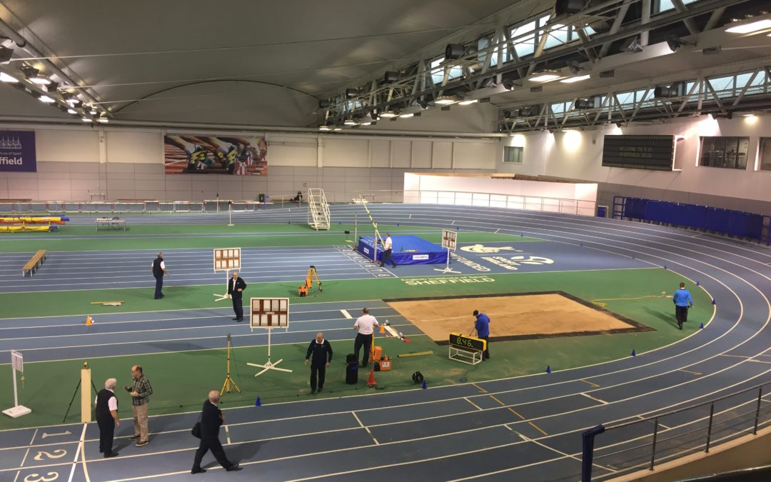 Senior / U20 / U17 Indoor T & F Championships Overview